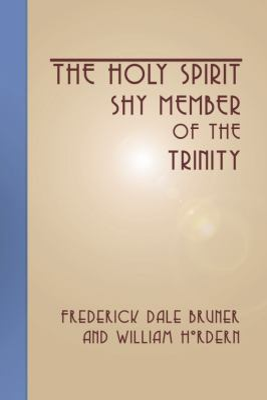 Holy Spirit - Shy Member of the Trinity 9781579108229