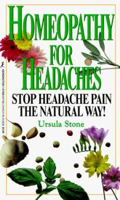 Homeopathy for Headaches 9781575664170