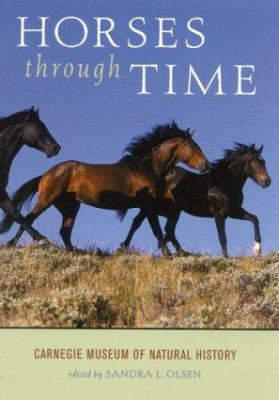Horses Through Time 9781570983825