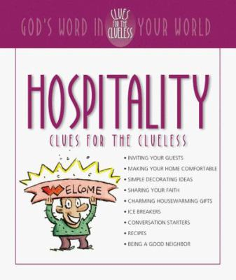 Hospitality Clues for the Clueless 9781577485636