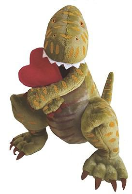 How Do Dinosaurs Say I Love You? Doll 9781579822606