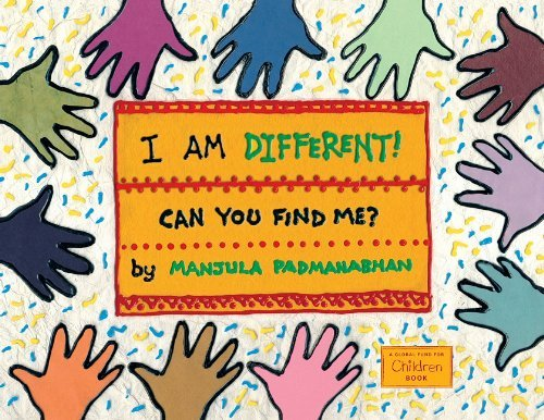 I Am Different: Can You Find Me? 9781570916397
