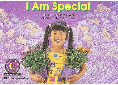 I Am Special 9781574711301