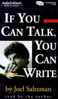 If You Can Talk, You Can Write 9781572701069