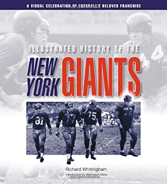 Illustrated History of the New York Giants 9781572436411