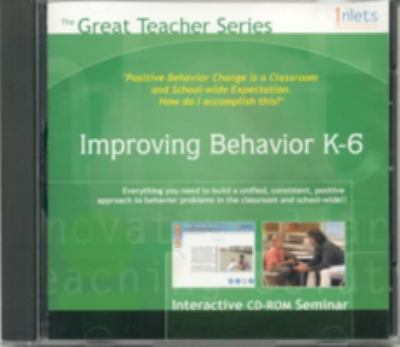 Improving Behavior K-6 9781578862207