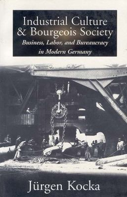 Industrial Culture and Bourgeois Society: Business, Labor, and Bureaucracy in Modern Germany, 1800-1918 9781571811585
