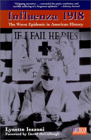 Influenza 1918 9781575001838