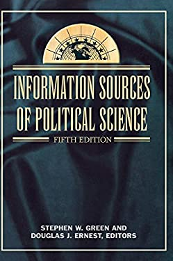 Information Sources of Political Science 9781576071045
