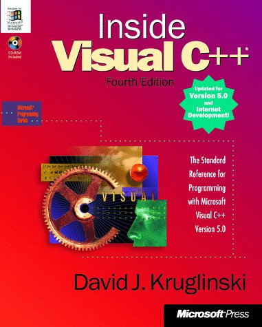 Inside Visual C++: With CDROM 9781572315655