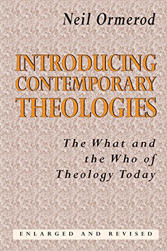 Introducing Contemporary Theologies: The What and the Who of Theology Today 9781570751394