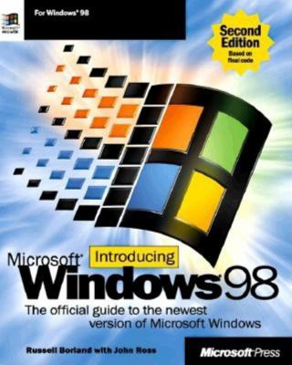 Introducing Microsft Windows 98