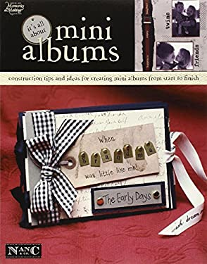 It's All about Mini Albums (Leisure Arts #3731) 9781574864335