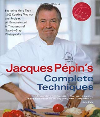Jacques P Pin's Complete Techniques 9781579122201
