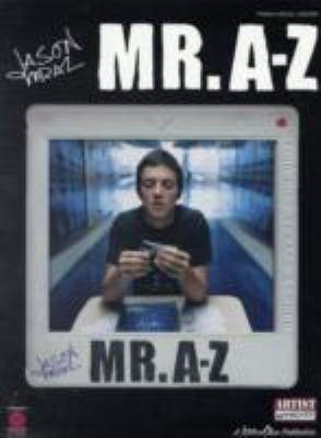 Jason Mraz: Mr. A-Z 9781575608556
