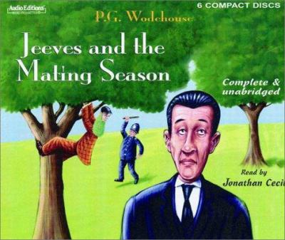 Jeeves and the Mating Season 9781572703193
