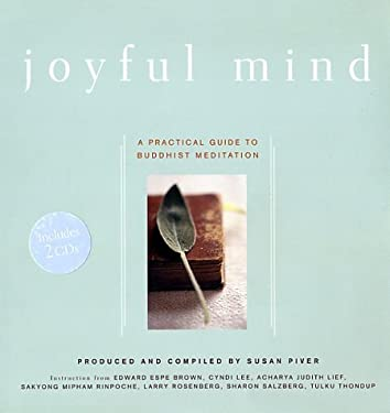 Joyful Mind: A Practical Guide to Buddhist Meditation [With 2 CD's] 9781579546083