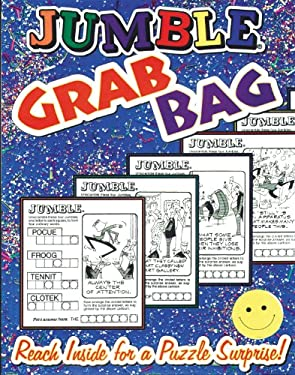 Jumble Grab Bag: Reach Inside for a Puzzle Surprise! 9781572432734