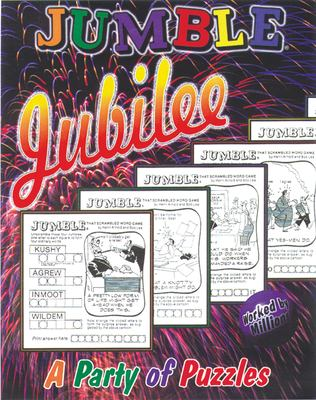 Jumble Jubilee: A Party of Puzzles 9781572432314