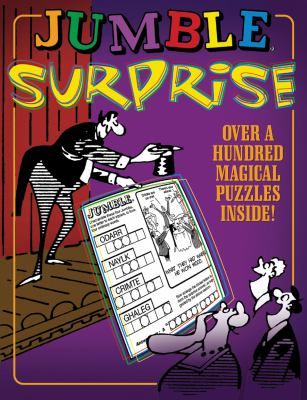 Jumble Surprise: Over a Hundred Magical Puzzles Inside! 9781572433205