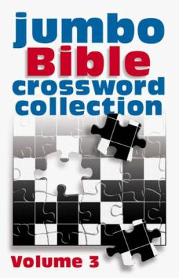Jumbo Bible Crossword Collection 9781577486107