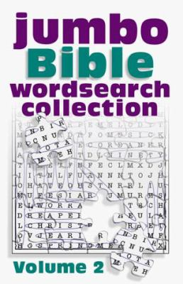 Jumbo Bible Word Search Collection 9781577486114