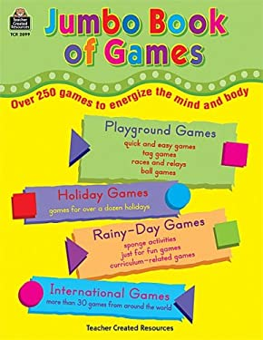 Jumbo Book of Games 9781576900994