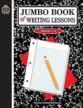 Jumbo Book of Writing Lessons 9781576903155