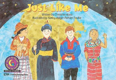 Just Like Me 9781574711356
