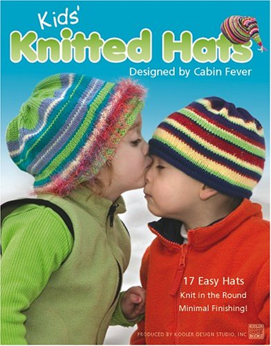Kids' Knitted Hats (Leisure Arts #3587) 9781574866544