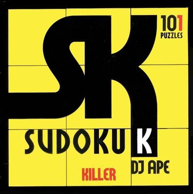 Killer Sudoku: 101 Puzzles 9781579510350