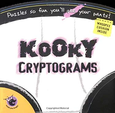 Made You Laugh: Kooky Cryptograms 9781575289243