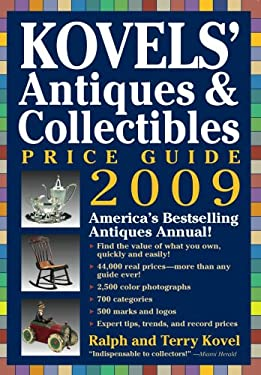 Kovels' Antiques & Collectibles Price Guide: America's Bestselling and Most Up-To-Date Antiques Annual 9781579127855