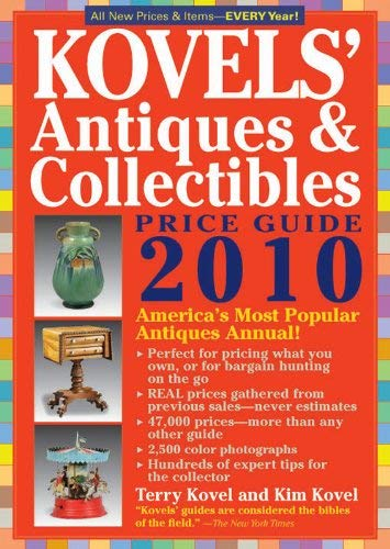 Kovels' Antiques & Collectibles Price Guide 9781579128166