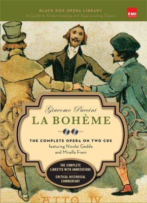 La Boheme [With 2 CD's] 9781579125097