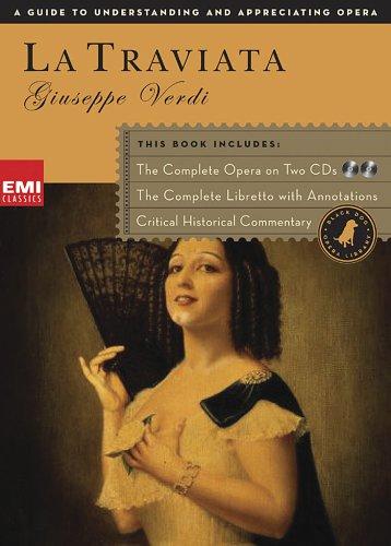 La Traviata [With 2 CDs] 9781579125073
