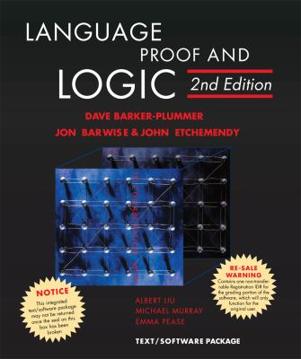 Language, Proof and Logic [With Software] 9781575866321