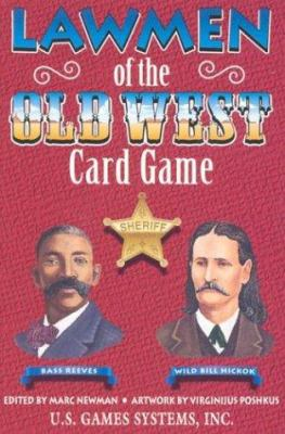Lawmen of the Old West Card Game 9781572810143