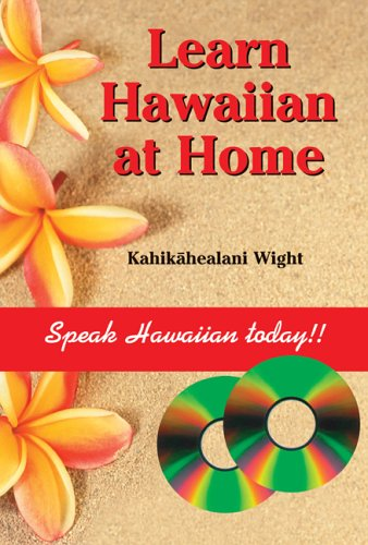 Learn Hawaiian at Home [With 2 CD's] 9781573062459