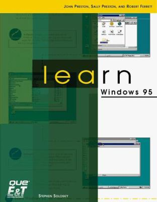 Learn Windows 95 [With * and *] 9781575769691