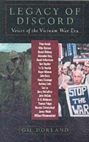Legacy of Discord: Voices of the Vietnam Era 9781574884104
