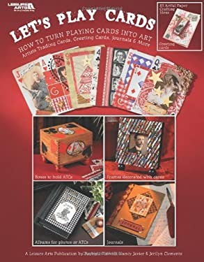 Let's Play Cards (Leisure Arts #3935) 9781574865127