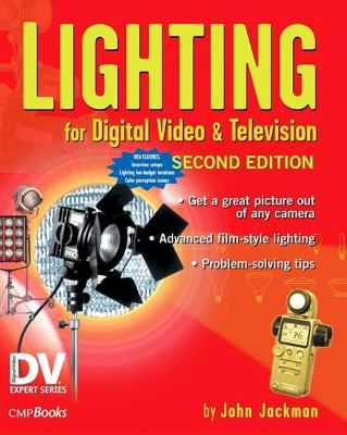 Lighting for Digital Video and Television 9781578202515