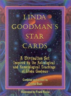 Linda Goodman's Star Cards: A Divination Set Inspired by the Astrological and Numerological Teachings of Linda Goodman [With 32 Set 4 Color Cards] 9781571741851