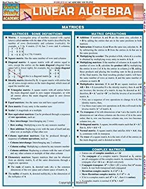 Linear Algebra 9781572228672