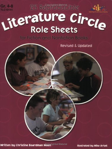 Literature Circle Role Sheets: For Fiction and Nonfiction Books 9781573101417