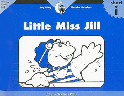 Little Miss Jill 9781574718706