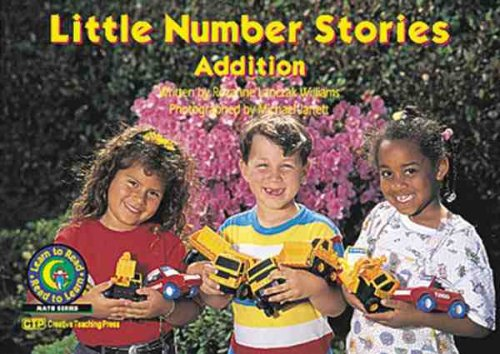 Little Number Stories 9781574710076