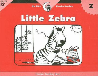 Little Zebra 9781574718867