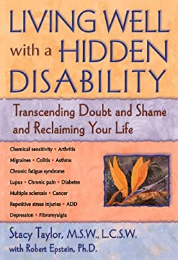Living Well with a Hidden Disability 9781572241329